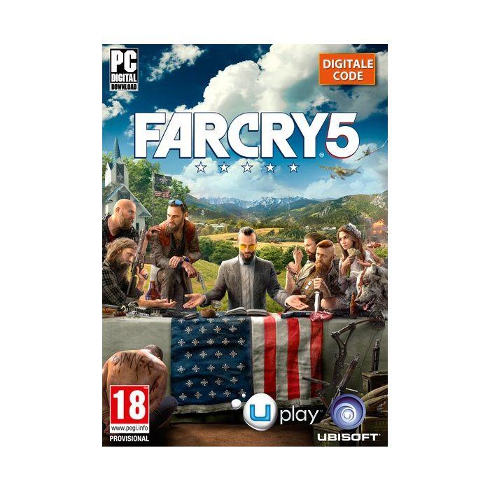 Far Cry 5 PC Digital Download Key