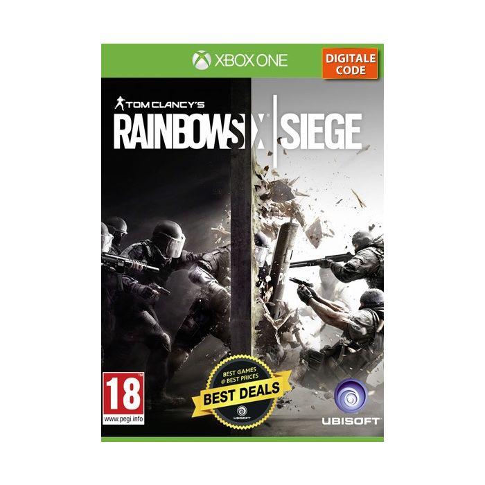 rainbow six siege download code