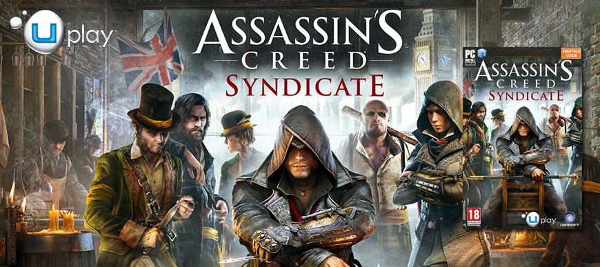 Assassins Creed Syndicate PC Kopen
