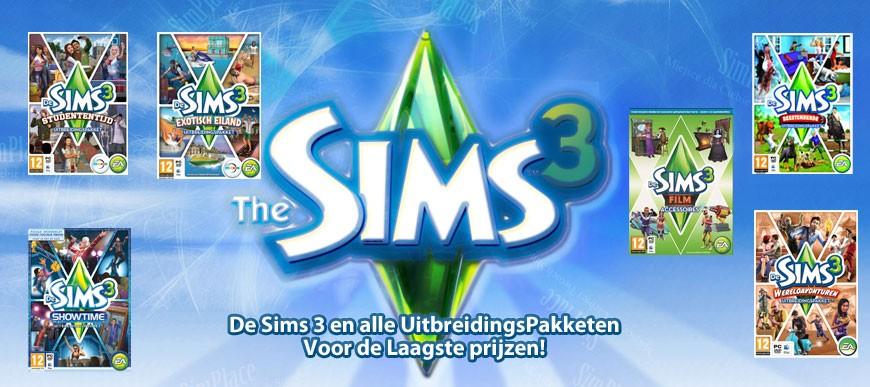 Sims 3 Uitbreidingen kopen