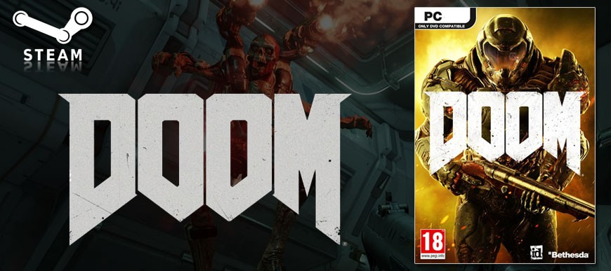 Doom 2016 Steam
