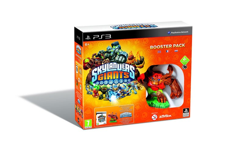 Skylanders Giants Booster Pack PS3