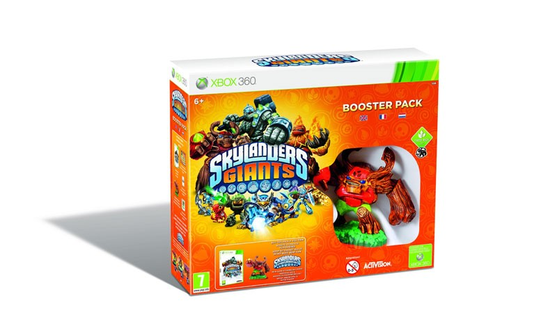 Skylanders Giants Booster Pack Xbox360